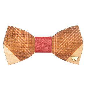 Papillon in legno Anona, marcato Woodillon