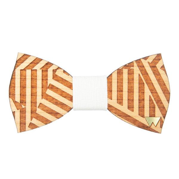 Papillon in legno linecrazy marcato Woodillon
