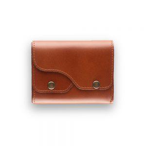 Portafoglio Cash marrone - Woodill