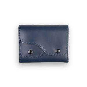 Portafoglio Cash Blue - Woodillon