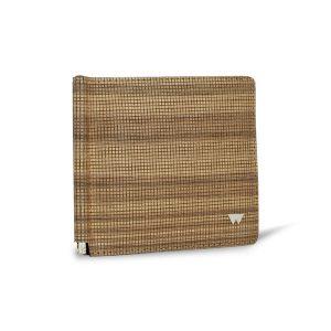 portafoglio in legno Portafoglio Frush Noce - Woodillon