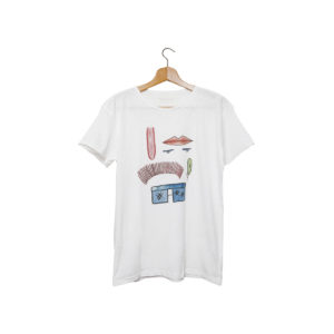 T-shirt uomo Franco, marcata Woodillon