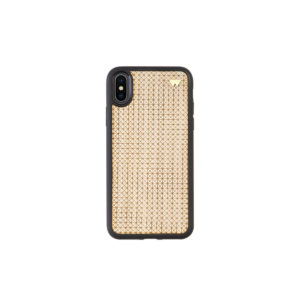 Cover Miss Oak per smartphone in legno di frassino, by Woodillon