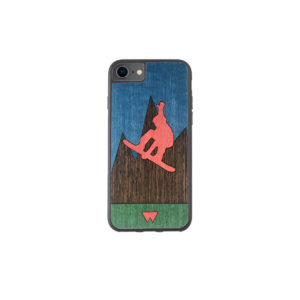 Cover Riders, in legno, marcata Woodillon