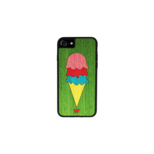 Cover Ice Cream, realizzata in tpu da Woodillon