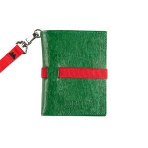 Portafoglio Smart Green Red, Woodillon