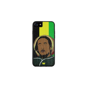 Cover Bob Marley, Wood cover marcata Woodillon