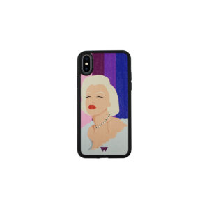 Cover Marilyn Monroe, marcata Woodillon