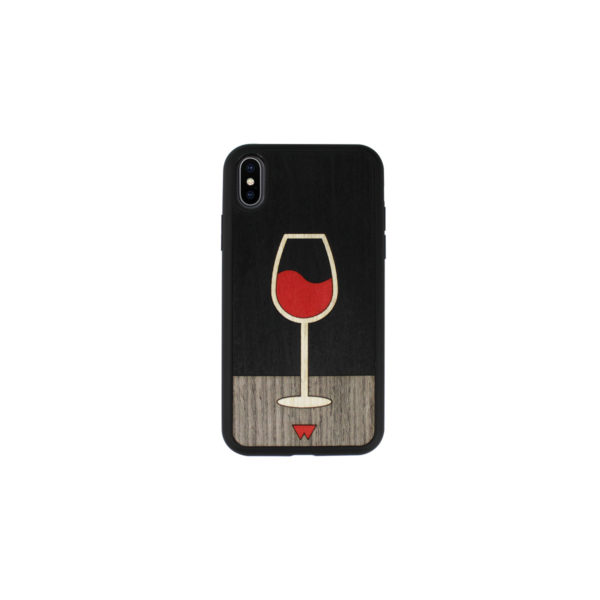 Wine - wood cover by Woodillon