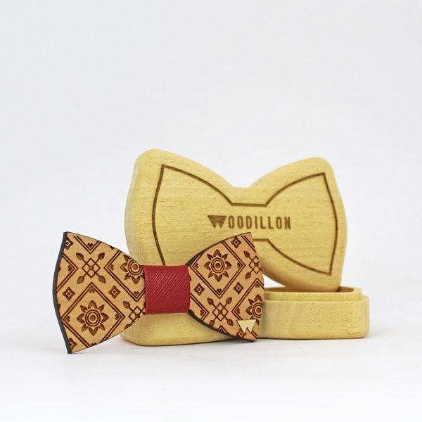 Papillon in legno Herman, nuova collezione Woodillon.