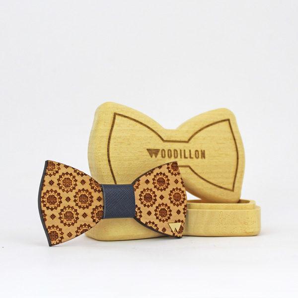 Papillon in legno Puccini, artigianale Puccini