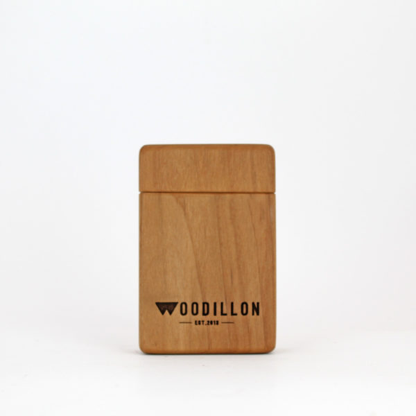 porta sigarette in legno Woodillon