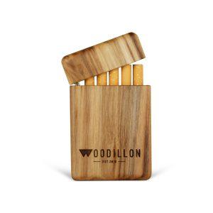 Porta sigarette in legno - Woodillon