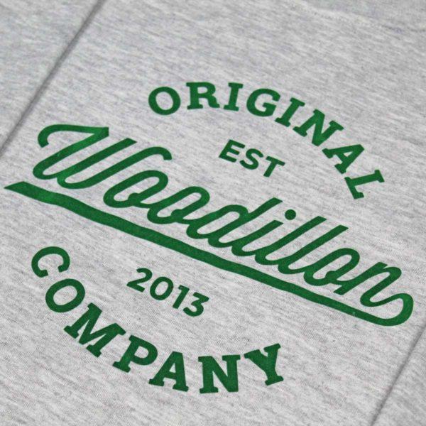 Felpone original woodillon marcata Woodillon