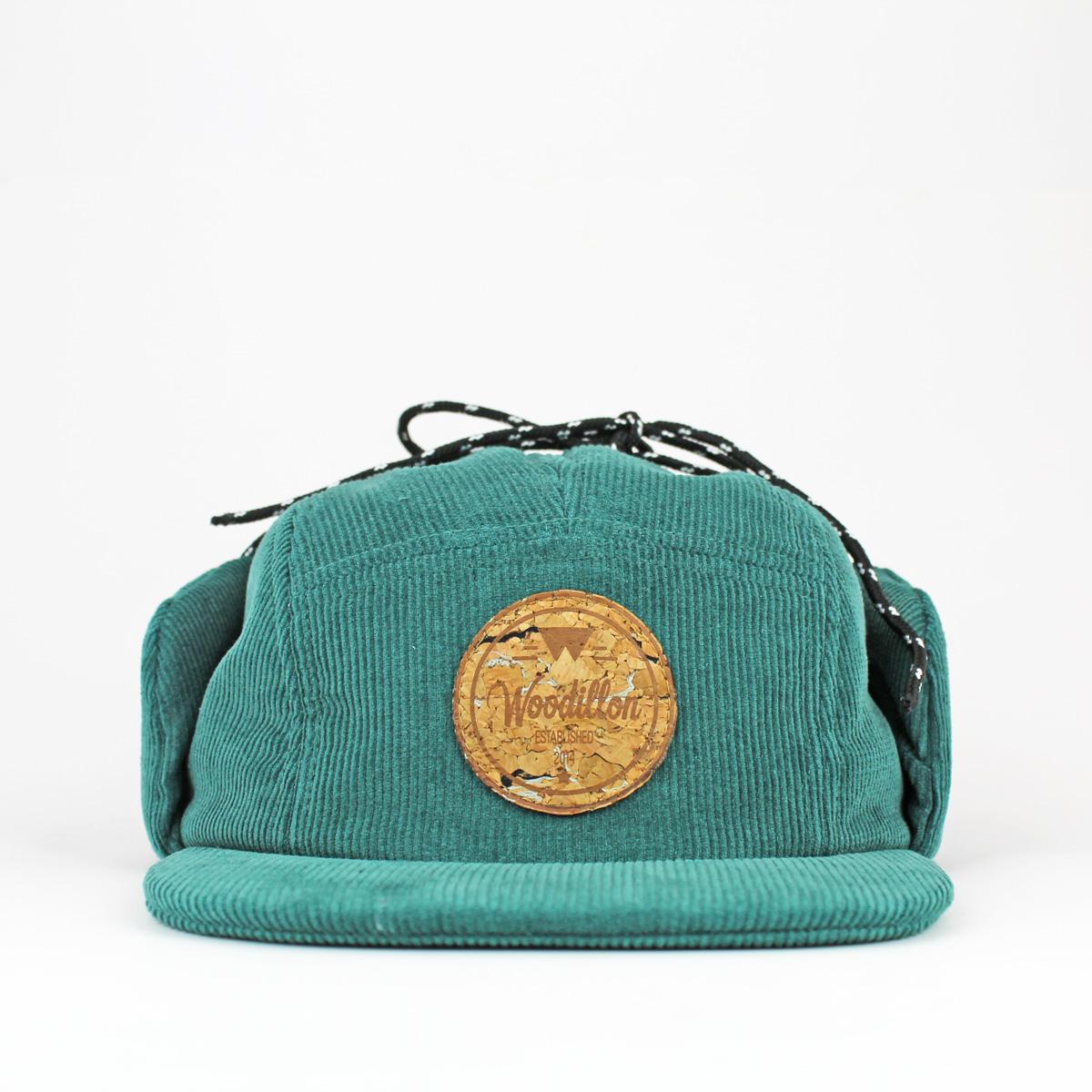 Cappello Woodman, marcato Woodillon. Autunno,inverno 2019