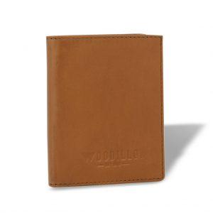 Portafoglio Smart 76 Cognac - Woodillon