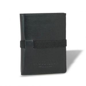 Portafoglio Smart 76 Nero - Woodillon