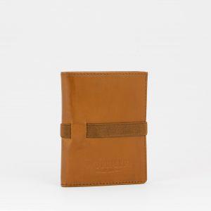 Portafoglio smart 72 cognac, nuova collezione Woodillon