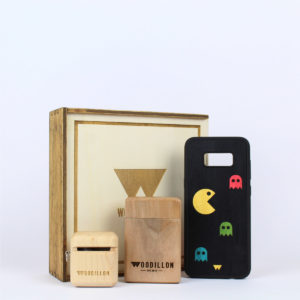 Vittoria Gift Box, idea regalo Woodillon