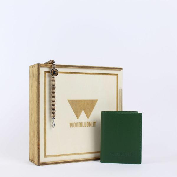 Giorgia gift Box, marcata Woodillon