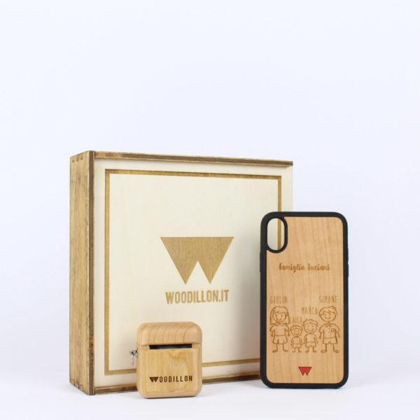 Ginevra Gift box Woodillon