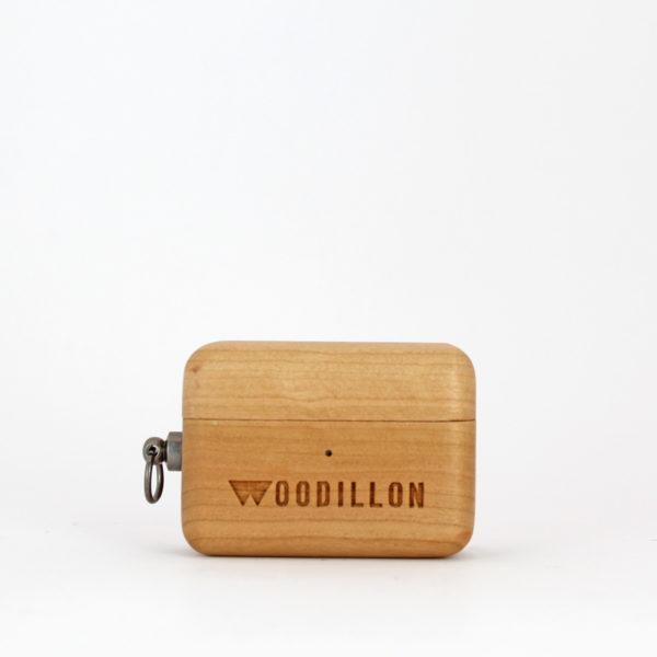 Airpods Case ciliegio per airpods Pro, Woodillon