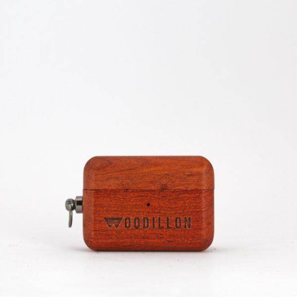 Airpods Case padouk per airpods pro, Woodillon