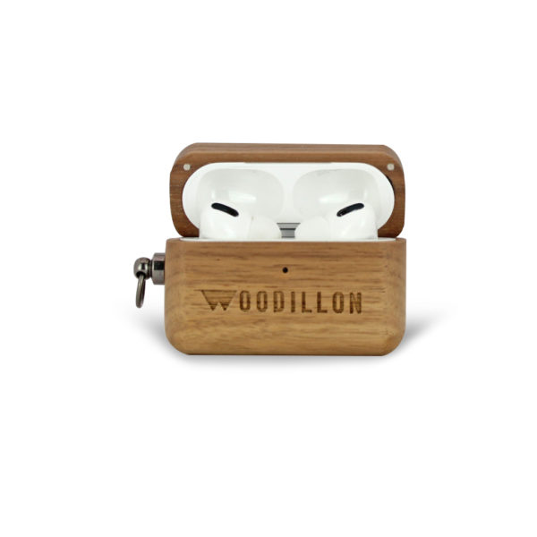 AirPods Case in Noce - AirPods Pro - Woodillon