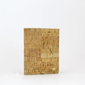 Portafoglio Smart Cork marcato Woodillon