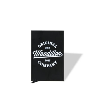 Portafoglio Woodillon - Protezione RFID: Protegge Le Tue Carte Contro Le Frodi - Alluminio Anodizzato
