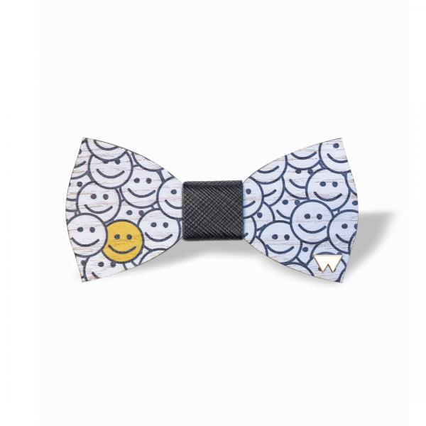 Papillon in legno Different Smile - Woodillon
